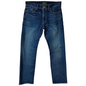 Lucky Brand Blue Acid W Vintage Straight Leg Jeans